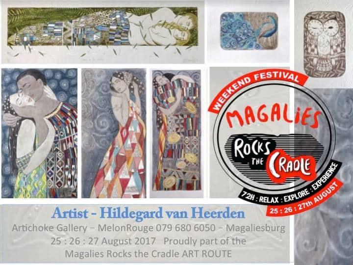 Art Exhibition - Hildegard van Heerden