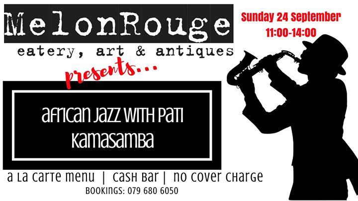 African Jazz with Pati Kamasamba