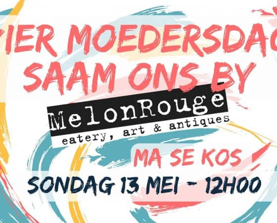 Ma se Kos – Moedersdag | Mother's Day