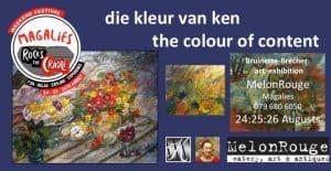 Die kleur van ken - the colour of content - Bruinette Brecher