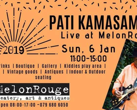 Pati Kamasamba Live