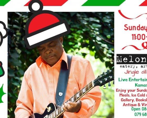 Live Entertainment – Pati Kamasamba
