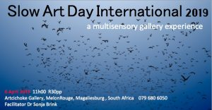 Slow Art Day international