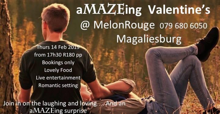 AMAZEing Valentine in Magalies