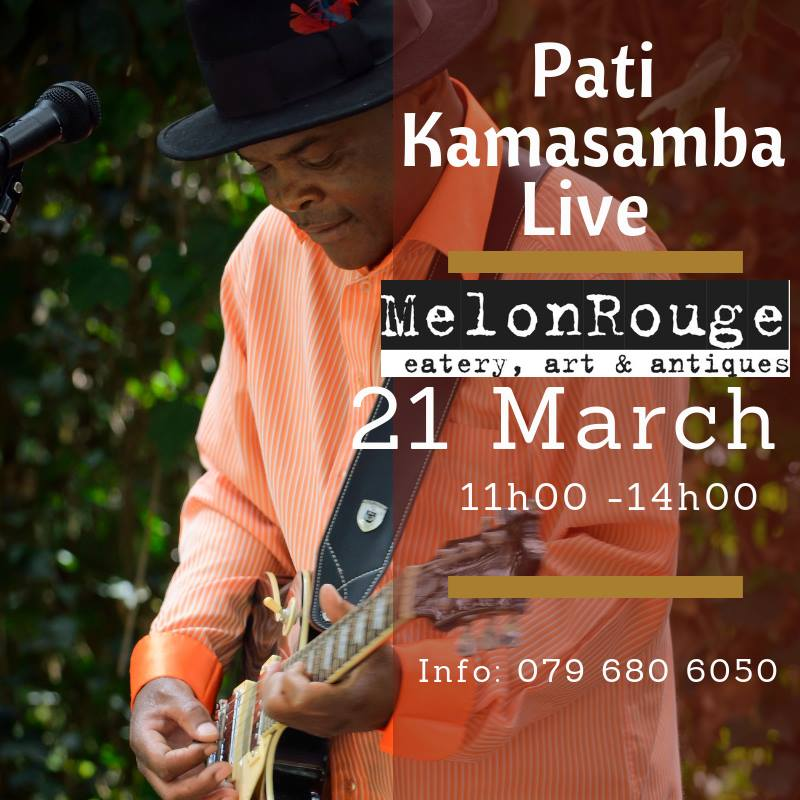 Pati Kamasamba – African Jazz Live