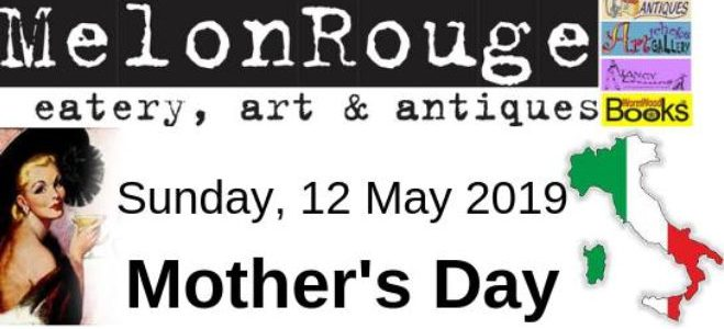 Mothers Day at MelonRouge