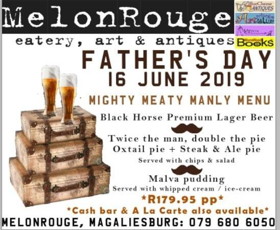 Father's day @ MelonRouge