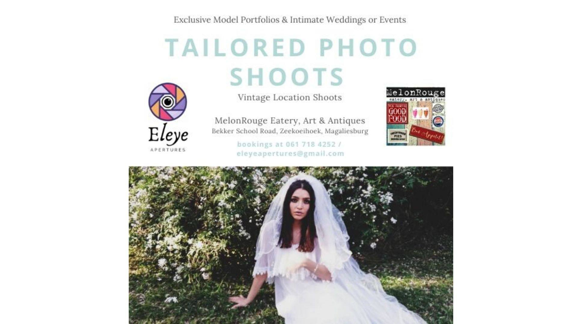 Tailored Photo Shoots
