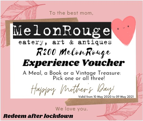 Looking for an ideal gift for Mother's Day? – Voucher valid until 9 May 2021
